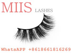 3D siberian mink strip lashes