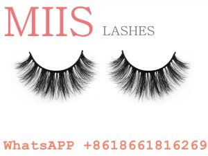label mink fur lashes