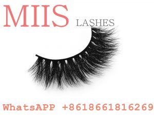 Mink Eyelashes with manegetic